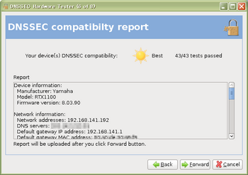 DNSSEC compatibilty report(RTX1100 Rev.8.03.90)その3